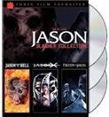 JASON SLASHER COLLECTION DVD
